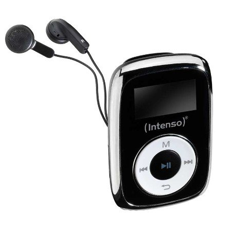 intenso music mover 8gb schwarz mp3 player bei expert. Black Bedroom Furniture Sets. Home Design Ideas