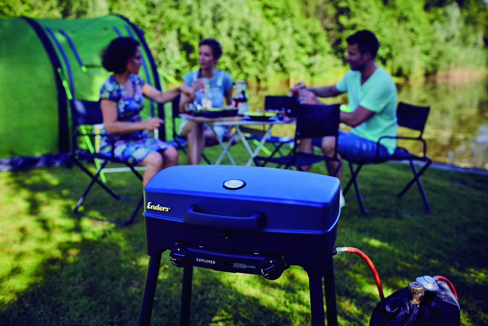 Enders Gasgrill Camping : Enders explorer camping gasgrill bei expert kaufen barbecue
