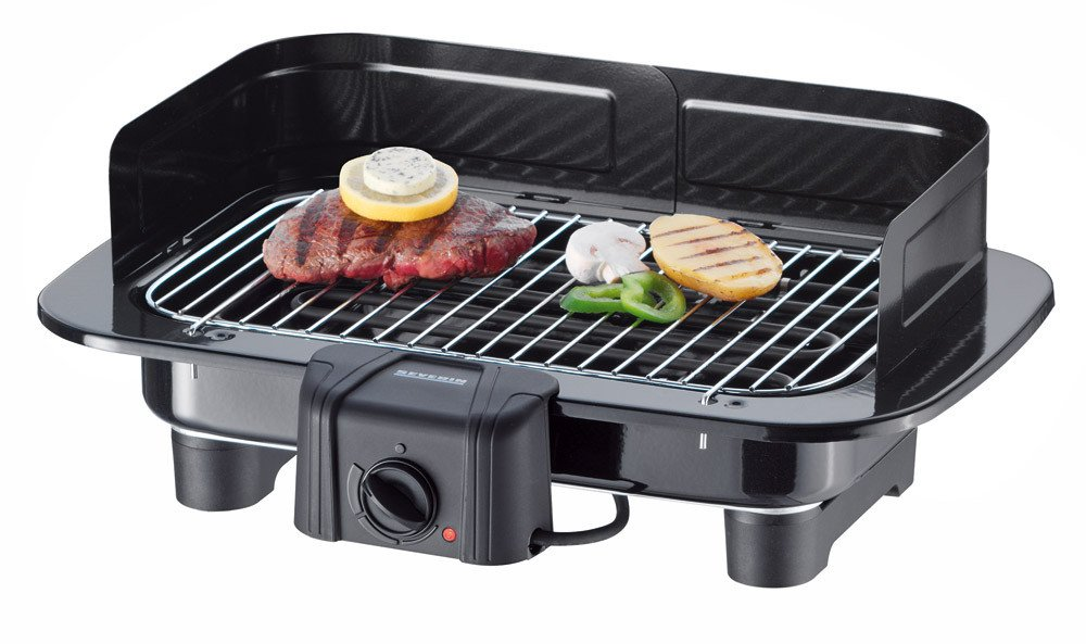 Severin Pg 9320 Barbecue Elektrogrill : Severin pg 8523 standgrill bei expert kaufen barbecue