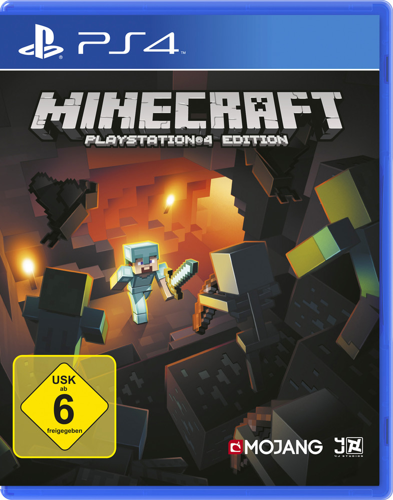 PS4 Minecraft - PS4 Games - PS4 - Gaming & Spielwaren - expert.de