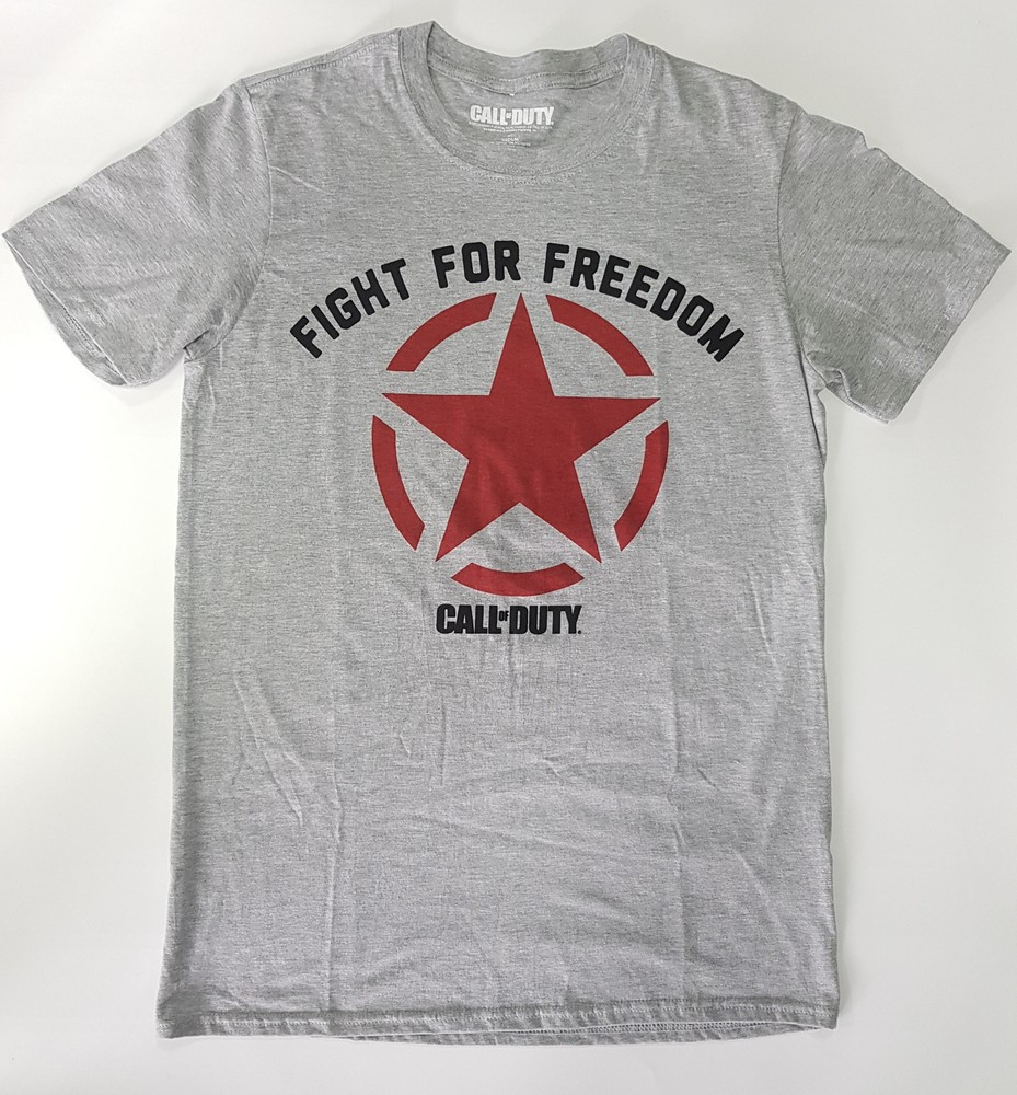 Call Of Duty Ww2 Freedom T Shirt Gr L Bei Expert Kaufen