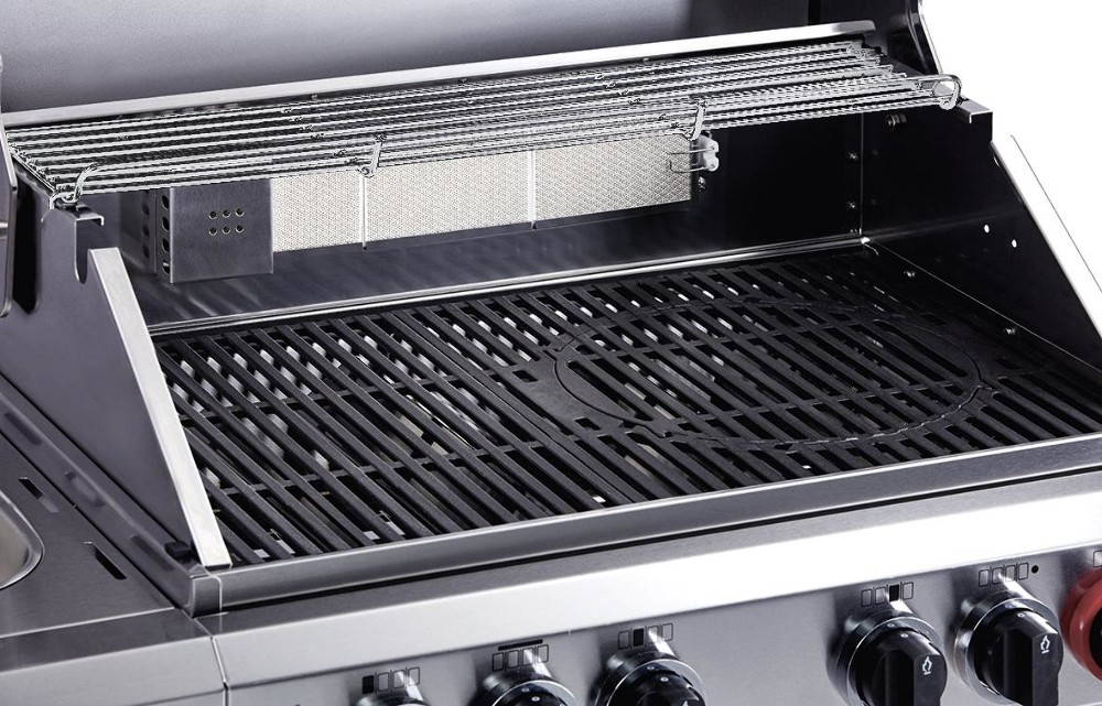 Enders Gasgrill Kansas 3 Sik Turbo : Enders gasgrill kansas pro 4 sik profi turbo bei expert kaufen