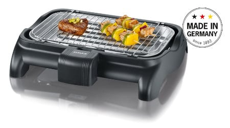 Severin Elektrogrill Pg 8523 : Severin pg standgrill bei expert kaufen barbecue