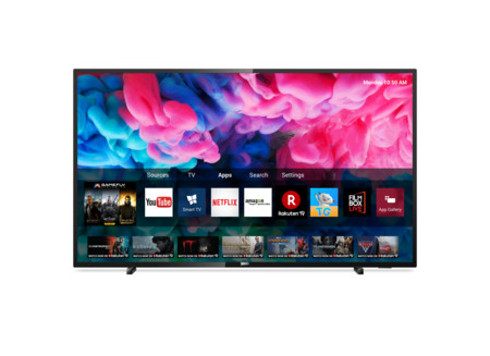 Philips 55 Pus 6503 4k Ultra Hd Tv Bei Expert Kaufen Lcd Led