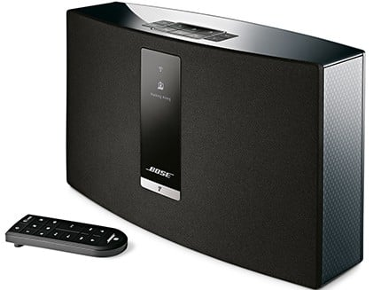 bose soundtouch 20 iii schwarz multiroom lautsprecher. Black Bedroom Furniture Sets. Home Design Ideas
