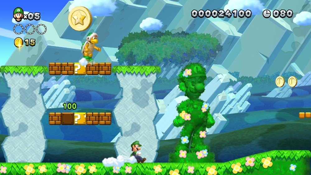 New Super Mario Bros U Deluxe Nintendo Switch Bei Expert Kaufen