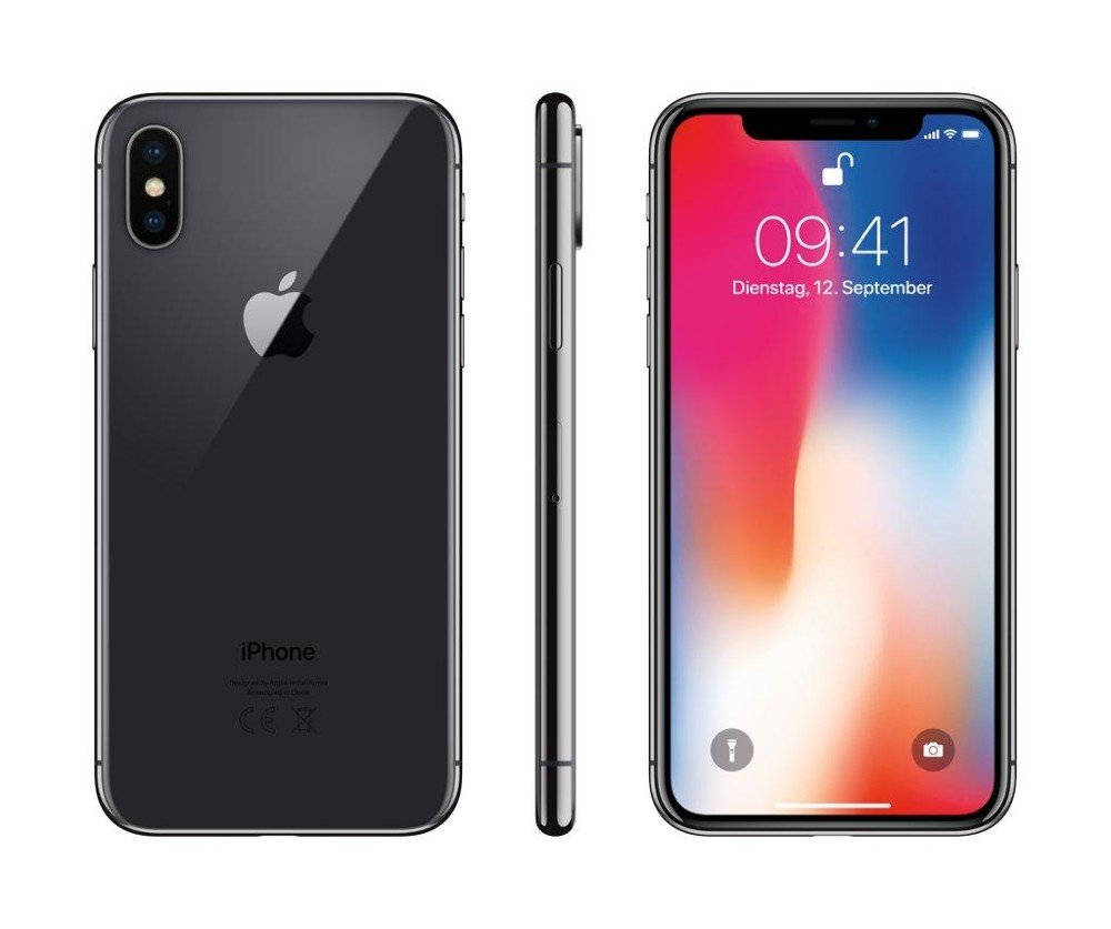Iphone X 64gb Spacegrau Smartphones Handys Smartphones