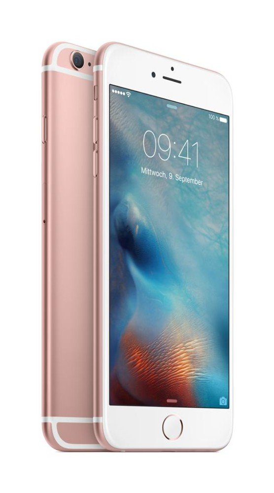 iphone 6s rosegold 64gb ohne vertrag latest apple iphone. Black Bedroom Furniture Sets. Home Design Ideas